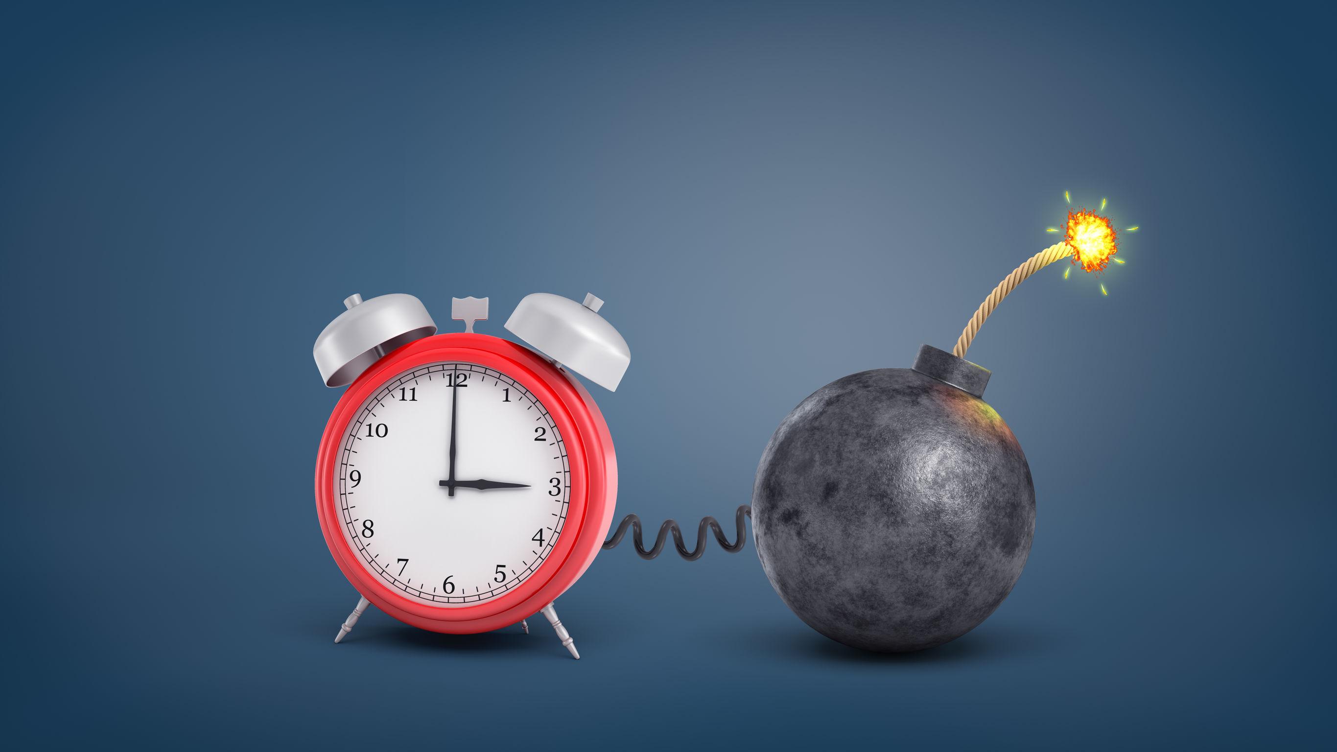 Life Insurance Ticking Time Bomb